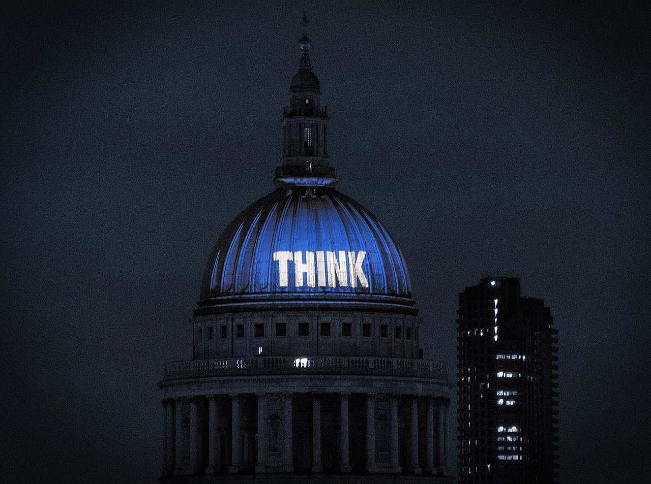 Normal martin firrell public art text for the 300th anniversary of the topping out of st paul s cathedral  london 2008